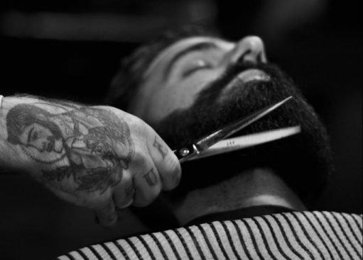 barba recrotes importante